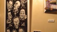 ●高円寺写真バー「白黒」での「白黒展」終了。 自分がなかなかお店へ行けなかったのもあったけど、 「行ったよー」「見たよー」という声が耳に入らなかったのが ちょっと残念でしたね。
