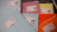 ●在庫処分でマーメイド紙のボードが半額に。 安いのはいいけど蒲田のユザワヤの品数がどんどん減っていく… 今後の作業がしづらいかも… ●今日も夕焼けきれいです。 そーいえば今日までに年賀状戻って来た […]