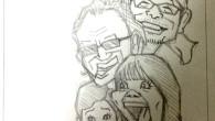 ●レギュラーでいただいている週刊ジョージアの 「男のポエム」コーナーでは 毎回紹介されるポエムの挿絵を描くのですが、 「ありがとう」という一言の時にこれを描いたのですが やはりタレントはスポンサー絡みだとなかなかOK出ず […]