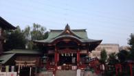 ●早朝土手を羽田方面へ約13キロコース。 ●羽田神社でお詣りして帰宅。
