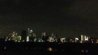 ●JEROと奥沢のギャラリー澄光のオーナー後藤さんの お誕生日祝をしてきました。 帰りは歩いて帰ってみました…日付変わっちゃいました。