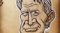 ●ハリソン・フォード(Harrison Ford)。 ハン・ソロよりもインディー・ジョーンズの イメージが強いですが。