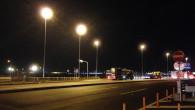 ●早朝ジョギング 羽田空港方面。 海老取川天空橋11.4キロ