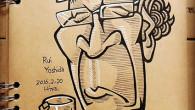 """●早朝ジョギング、土手へ約8キロ。 ●""""酒場詩人""""吉田類氏 飲み屋で食べて飲んでお金もらえるとか なんていい仕事なんだ!"""