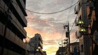 ●早朝ウォーキング京急蒲田コース6キロ。 朝焼けが気持ちいいです。