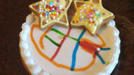 ●早朝ウォーキング実家方面へ6.8キロ。   ●友人のお嫁さんがパティシエをされていて 友人宅にて嫁さんと長男がクッキングをさせてもらうということで くっついて行ってきました。 ピザ作りとクッキー作りをしている間はず […]