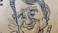 ●船越英一郎氏。 今日が誕生日のようで先日の松居一代さん描いたので 慌てて描いてみました。 糖尿病だからって青汁CM出てもいいじゃない! カツラだっていいじゃない! で、そこまでバラさなくてもいいじゃない! ●上の子の発 […]