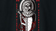 """●2016.6.12 日比谷野外音楽堂 SHO-YA PRPDUCE NAONのYAON Tシャツイラストを描かせていただきました! ●今年のモチーフは、""""ROCK'N VIRGIN OF NUREMBERG […]"""