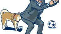 ※ケツの匂いを嗅いで相手の情報をキャッチするシリーズ ●犬の臭性 011ジャッキー臭 犬「あれ?石丸博也じゃないの!?」 ●犬の臭性 012ジャンプ臭 犬「レジェンド!?」 ●犬の臭性 013マッチョ臭 犬「キレてるよ! […]