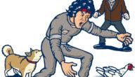※ケツの匂いを嗅いで相手の情報をキャッチするシリーズ ●犬の臭性 031 高速餅つき臭 犬「ゆっくり嗅げない…」 ●犬の臭性 032 雑巾がけ臭 犬「ちゃんと拭いてるか!?」 ●犬の臭性 033 蜘蛛男臭 犬 […]