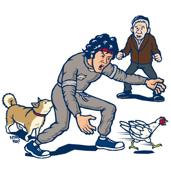 犬の臭性031-040