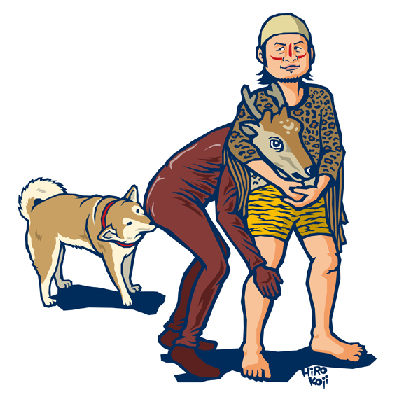 犬の臭性041~050