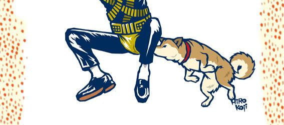 ●犬の臭性 051 芝目臭 犬「オレも集中…」 ●犬の臭性 052 無重力臭 犬「ふわっとしてじっくり嗅げない…」 ●犬の臭性 053 カメハメ臭 犬「ん!?なんか力が湧いてきた!!」 ●犬の臭性 054 マ […]