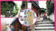 ●2008.3 JTBパブリッシング「ソウル路地裏チョンマルガイド」 イラストマップ